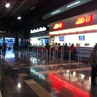 Photo taken at ADO - Central de Autobuses Tampico by Alberto J. on 1/22/2013