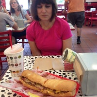 Photo taken at Firehouse Subs by George B. on 9/2/2013