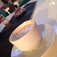 Photo taken at Sisha Cafe by Eylül Y. on 12/15/2012