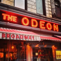 Photo taken at The Odeon by Marc L. on 4/16/2013