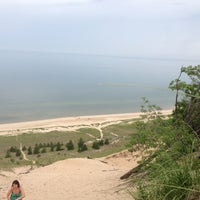 Photo taken at Saugatuck Dunes State Park by Moises R. on 6/15/2013