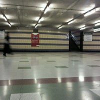 Photo taken at Estación Intermodal Bellavista de la Florida by Wincenth M. on 10/7/2012