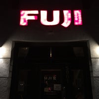 Photo taken at Fuji Japanese Steakhouse by Blue S. on 12/22/2015