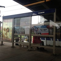 Photo taken at MetroLink - Grand Station by Camille S. on 7/21/2013