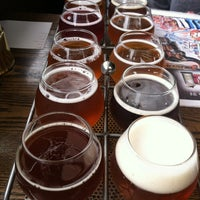 Photo taken at Vermont Pub & Brewery by Taryn B. on 6/6/2013