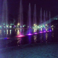 Photo taken at Parque Centenario by cornelio d. on 4/8/2013