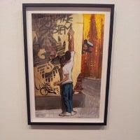 Photo taken at Blackbook gallery by Michael B. on 6/14/2013