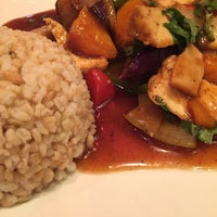 Photo taken at Green Earth Vegan Cuisine by Kelly H. on 11/30/2014