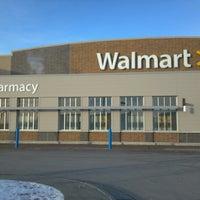 Photo taken at Walmart Supercenter by Bob E. on 12/22/2012