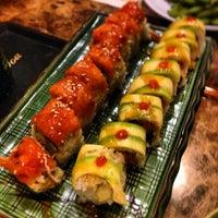 Photo taken at Sushi Tomo by Makoto S. on 5/15/2013