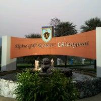 Photo taken at Alpine Golf Resort Chiang Mai by Somsak R. on 3/26/2013