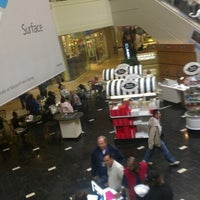 Photo taken at Perimeter Mall Food Court by Andrew W. on 11/16/2012