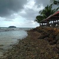 Photo taken at Kai Bae Hut Resort by Vladimir F. on 7/3/2013