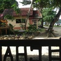 Photo taken at Kai Bae Hut Resort by Vladimir F. on 7/2/2013