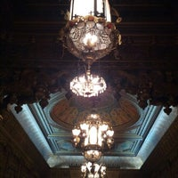 Photo taken at United Palace Theatre by William P. on 10/20/2012