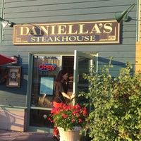 Photo taken at Daniella's Steakhouse by BEN on 9/10/2016