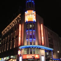 Photo taken at Prince of Wales Theatre by Juan D. on 10/10/2012
