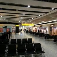 Photo taken at Terminal 4 by Johann K. on 1/11/2013