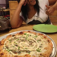 Photo taken at Mellow Mushroom by John J. on 11/4/2012