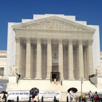 Photo taken at Supreme Court of the United States by Wandering F. on 6/29/2013