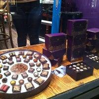 Photo taken at Vosges Haut Chocolat by Sharon L. on 11/17/2012