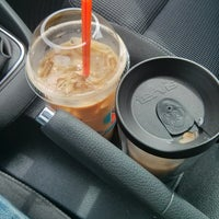 Photo taken at Dunkin' Donuts by Tom R. on 7/25/2014