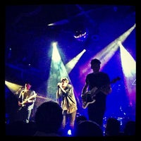 Photo taken at Bowery Ballroom by Chelsea Mae H. on 2/7/2013