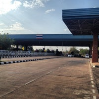 Photo taken at Thailand-Laos Friendship Bridge Immigration by BzRD V. on 2/10/2013