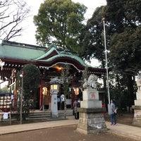 Photo taken at 駒繋神社 by Takayuki I. on 1/3/2017