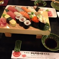 Photo taken at The Sushi Bar 2 by nenhime S. on 9/30/2012