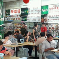 Photo taken at Tang City Food Court 唐城美食中心 by Furio B. on 8/21/2016