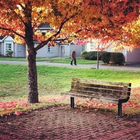 Photo taken at University of Victoria by Robin S. on 10/18/2012