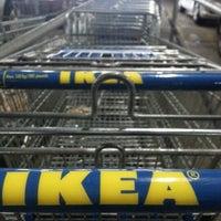 Photo taken at IKEA Paramus by R L. on 12/8/2012
