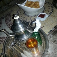 Photo taken at Shisha Bar @ Villa Moroc by Mamuangpreaw on 8/3/2013