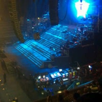 Photo taken at Motorpoint Arena by Stuart O. on 10/19/2012