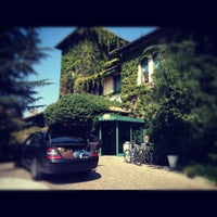 Photo taken at L'Albereta Relais & Chateaux by Marina K. on 9/15/2012