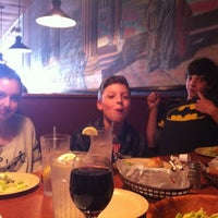 Photo taken at Giovanni's Pizza by Amy Austin R. on 4/12/2013