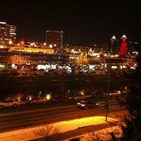 Photo taken at InterContinental Kansas City At The Plaza by Jr. T. on 12/22/2012