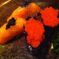 Photo taken at Sushi Leblon by Edio T. on 7/5/2013