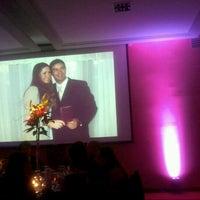 Photo taken at Pergola Club De Campo Las Salinas by Francisca M. on 1/13/2013