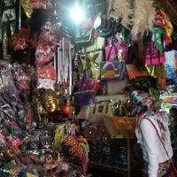 Photo taken at Pasar Seni Sukawati (Sukawati Art Market) by soraya on 2/27/2014