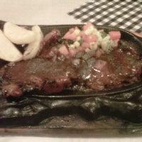 Photo taken at Obonk Steak & Ribs by Hendry B. on 9/24/2012