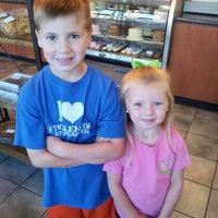 Photo taken at Cothran's Bakery by Jill K. on 5/8/2013