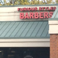 Photo taken at Furious style barbers by Stephan M. on 1/5/2013
