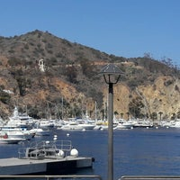 Photo taken at Avalon Harbor by connie D. on 9/6/2016