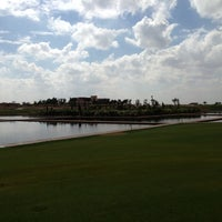 Photo taken at Golf Al Maaden by Cipriano M. on 5/16/2013