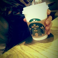 Photo taken at Starbucks by Zooozani on 10/6/2014