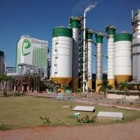 Photo taken at Eldorado Brasil Celulose S.A. by Hugo C. on 6/25/2014