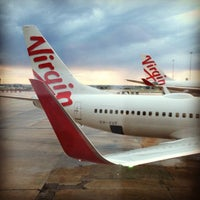 Photo taken at Virgin Australia Lounge by Kane S. on 7/28/2013