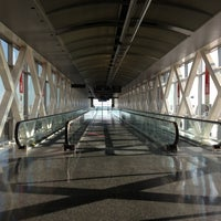 Photo taken at Terminal B by Eric A. on 1/6/2013